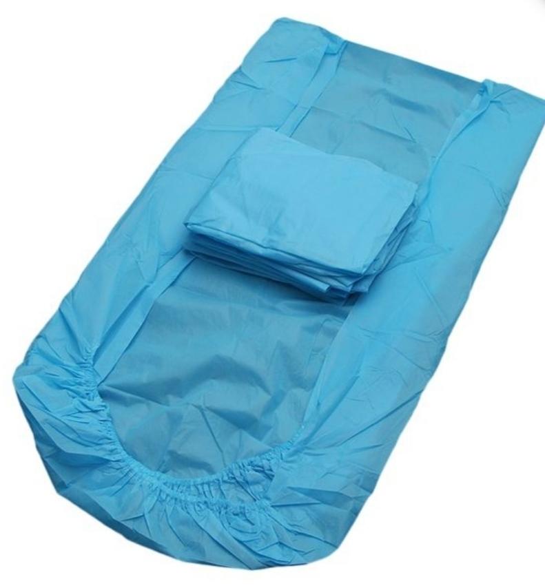 Non-woven bedsheets