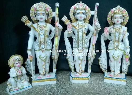 Ramdarbar Marble Statue