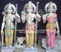 God Marble Ramdarbar Statue