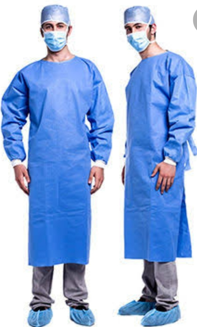 Non Woven Gown