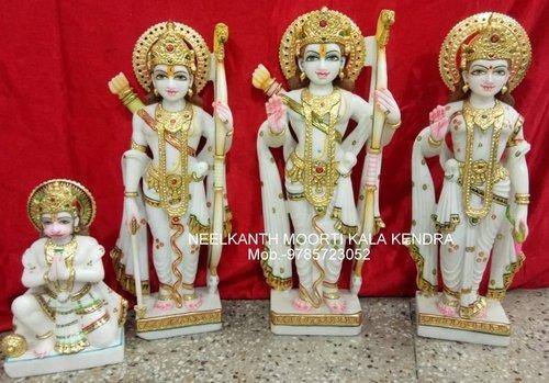 Lord Ramdarbar Idol