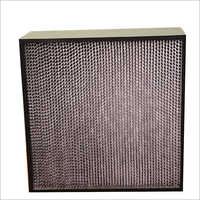 Conventional HEPA Filter