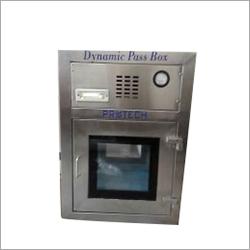 Powder Coated Dynamic Pass Box