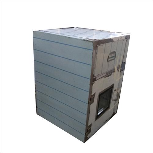 Square Dynamic Pass Box