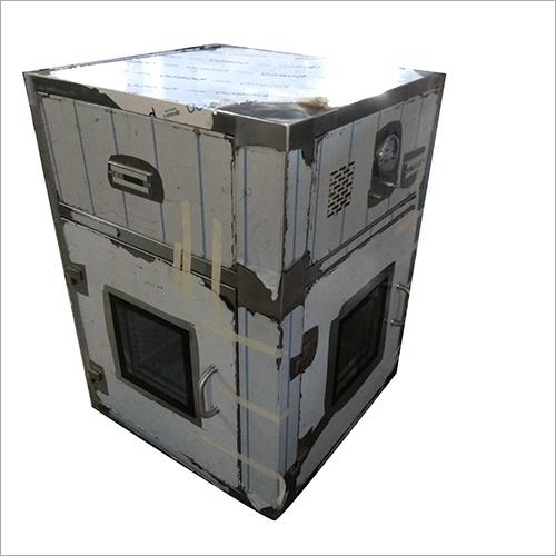 Modular Dynamic Pass Box