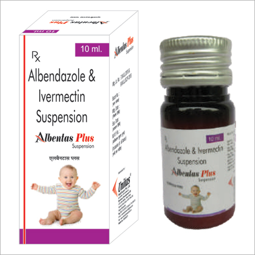 Albendazole and Ivermectin Oral Suspension