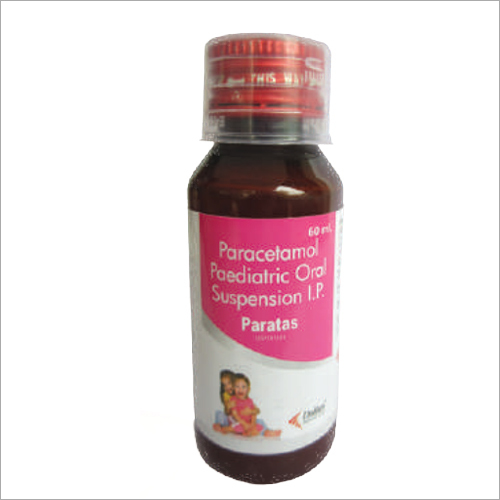 Paracetamol Paediatric Oral Suspension IP