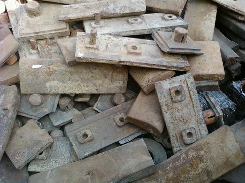 Hichrome Steel Scrap