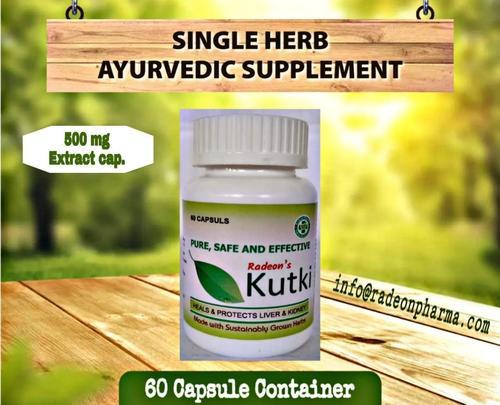 kutki (made with grown herbs