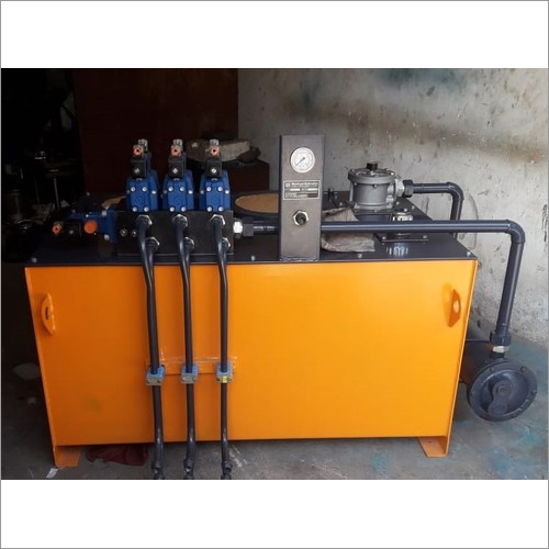 Special Purpose Hydraulic Power Pack