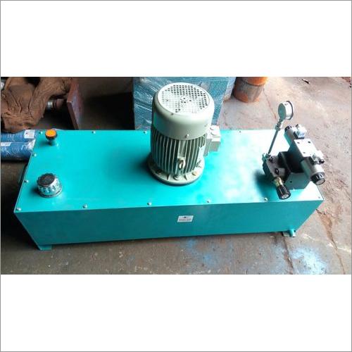 Fly Ash Brick Machine Power Pack