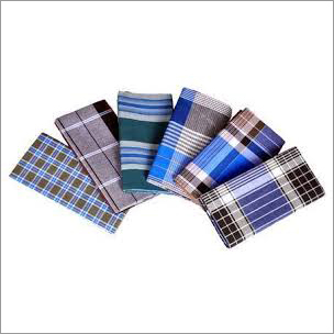 Checked Cotton Lungis