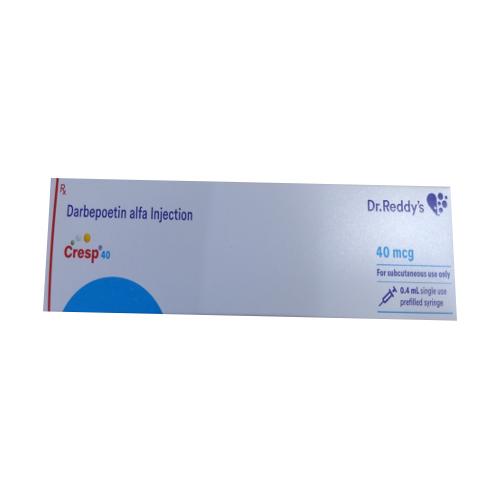 CRESP 40 Darbepoetin Alfa Injection