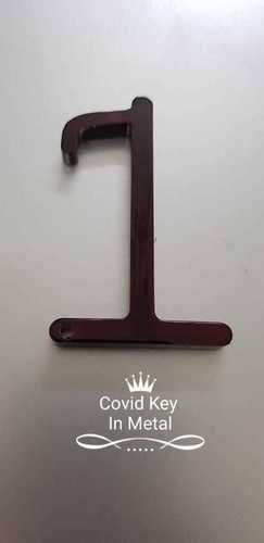 Metal Covid Key
