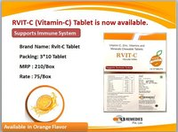 Vitamin-C  with Zinc Tablet