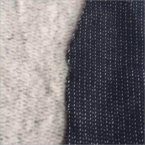 Bruising Fancy Fleece Fabric