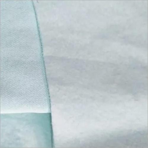 Bruising Plating Fleece Fabric