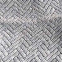Quilting Jacquard Knitted Fabric