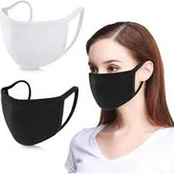 Plain Cotton Mask