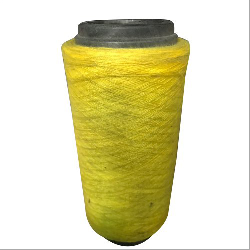 Yellow Polyester Sewing Thread