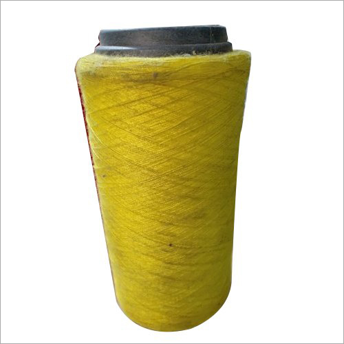 Polyester Yellow Stitching Thread