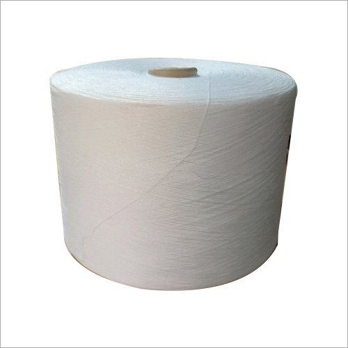Spun Polyester Plain Yarn