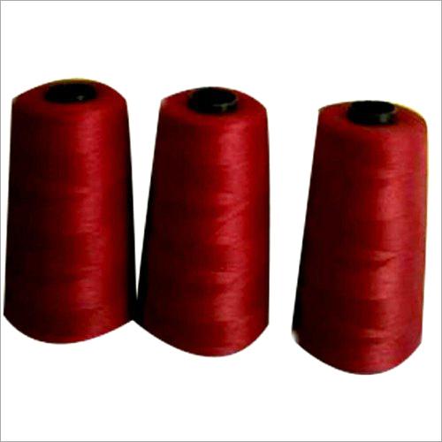 Spun Polyester Leno Yarn