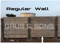 REGULAR WALL