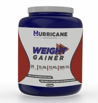Hurricane Weight Gainer - Vanilla Flavour