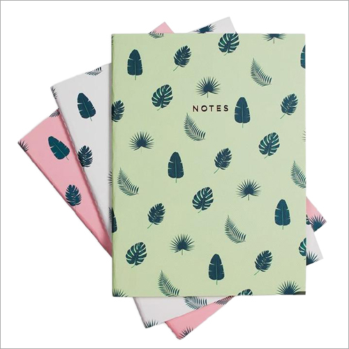 Customized Printed Notebook