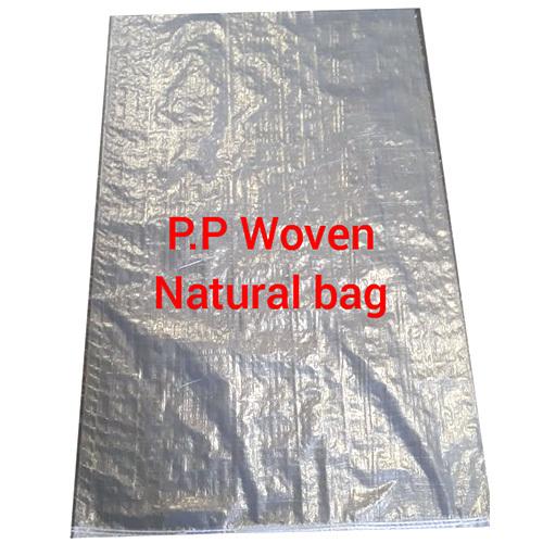 PP Woven Natural Sack Bag