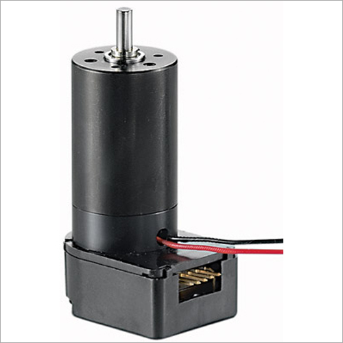 Coreless Motor with Magnetic Encoder