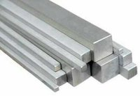 Titanium square bar grade 2