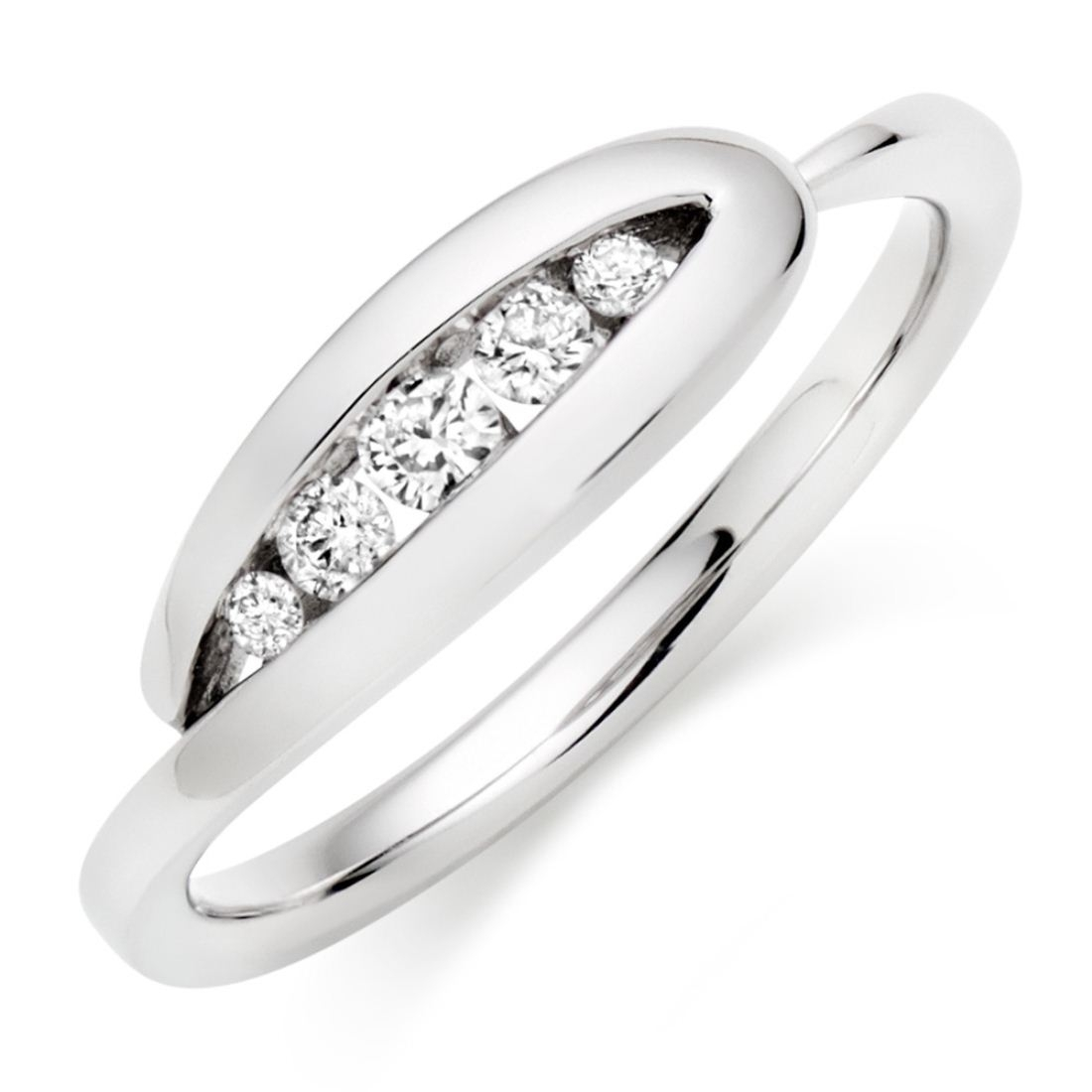 Cocktail Silver Rings