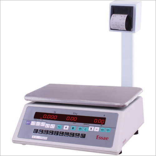 Essae Receipt Printer Scale