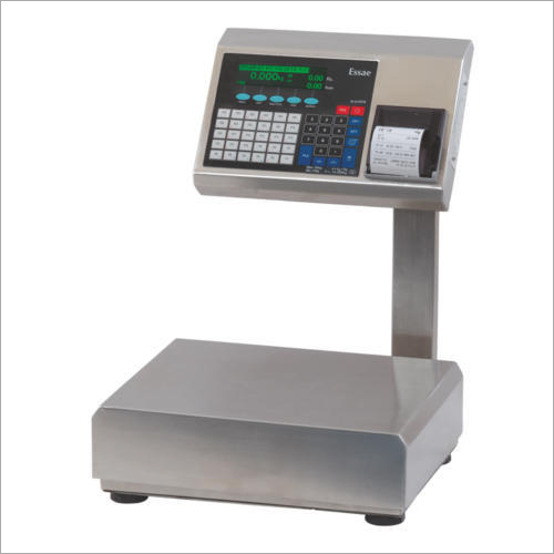 SI-810PRSS Receipt Printing Weighing Machine