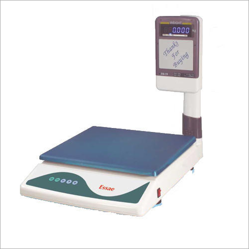 Essae Counter Weighing Scale