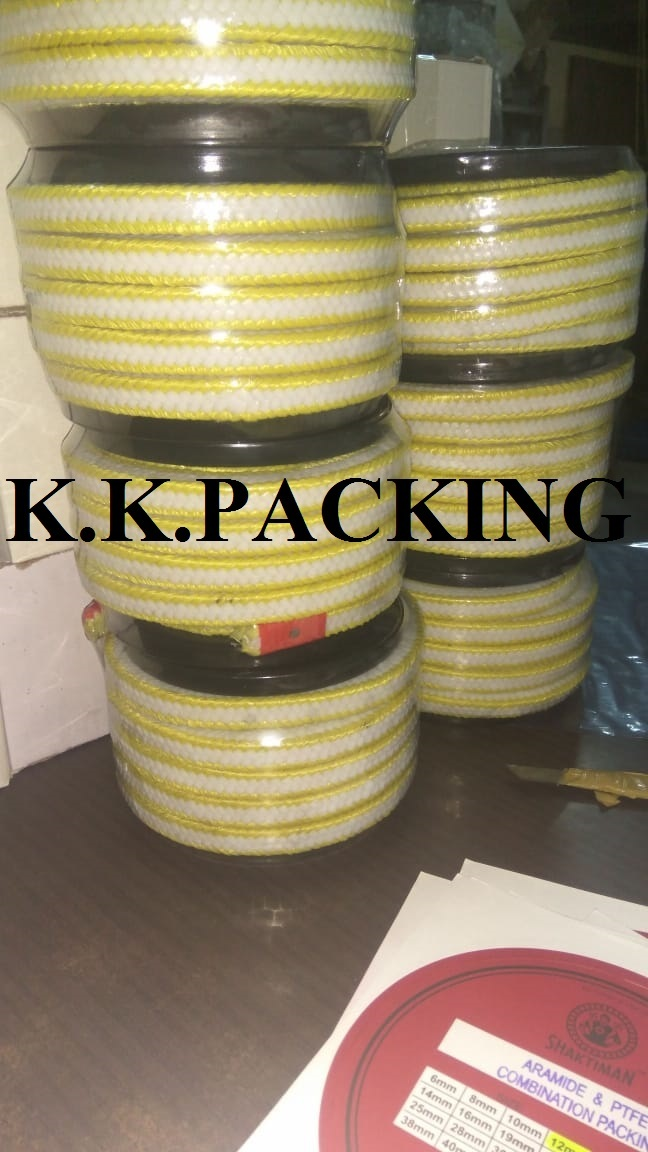 Kevlar And PTFE Combination Packing