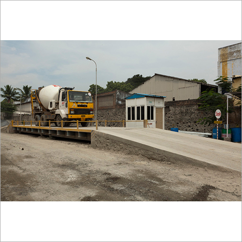 Mobile Weighing Bridge