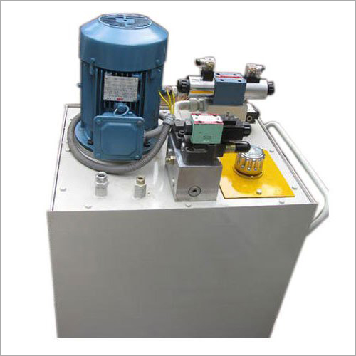 SS Hydraulic Power Pack