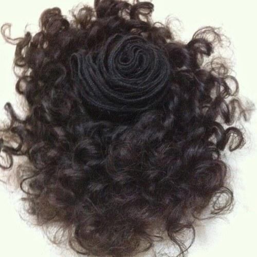 Virgin Remy Indian  Human Hair