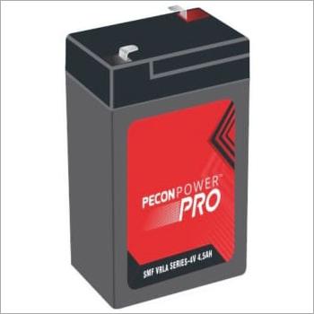 SMF VRLA Series 4V 4.5Ah Sealed Lead Acid Battery