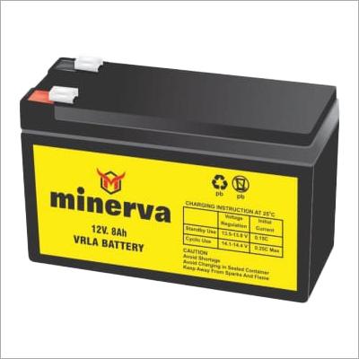 Minerva 12V 8Ah VRLA Battery