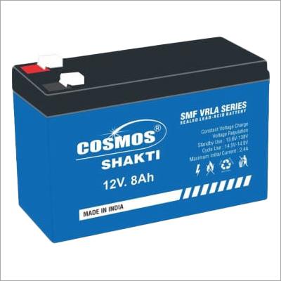SMF VRLA Series12V 8Ah Sealed Lead Acid Battery