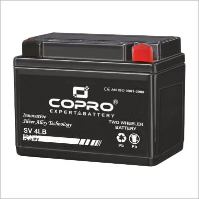 Copro 4G 4LB Two Wheeler Automotive Battery