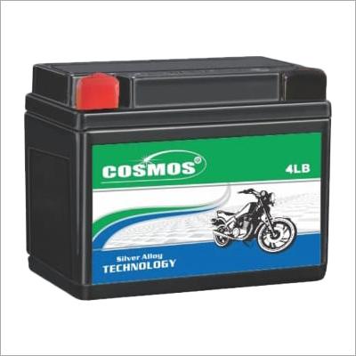 Cosmos 4LB Two Wheeler Battery