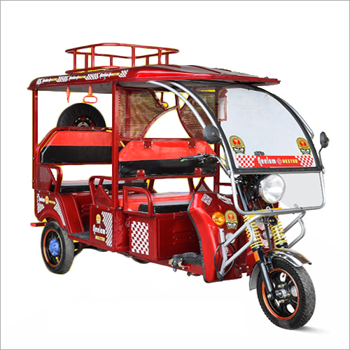 Dexter E- Rickshaw