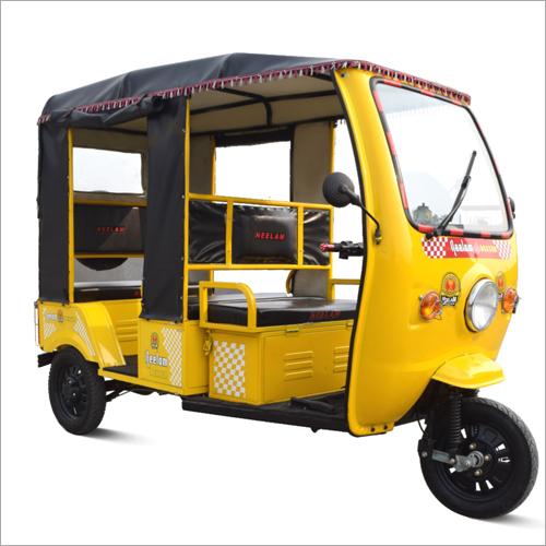 Dexter Pro E- Auto Rickshaw