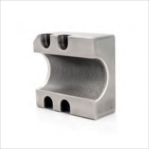 Gripping Section with Serration Bend Die