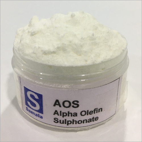 AOS Alpha Olefin Sulphonate
